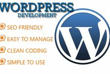 WordPress Development Services / WordPress Web Design and Development Services, WordPress theme Customization Services, WordPress Theme Development Services / by Technogics Inc