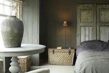 Slaapkamer / Sfeerideeën voor de slaapkamer van la casa del pueblo