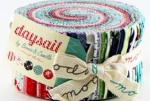 Promotional price for fabrics and precuts. / www.jannydandco.com Fabrics and precuts with limited time special pricing!