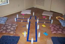 women's retreat / Women's ministry, women's retreat, church, worship, activities, prayer stations
