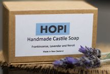 My Soap / Photos of my Castile soap