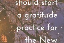 Pratice Gratitude