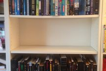 Empty Shelf Challenge! / A shared board to post all the books you read and add to your empty shelf in 2014.