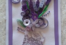 My quilling craft