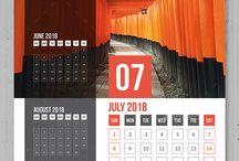 calendars inspiration