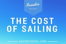 The cost of sailing