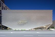 The Broad / The Broad is a new contemporary art museum founded by philanthropists Eli and Edythe Broad on Grand Avenue in downtown Los Angeles. The museum is designed by Diller Scofidio + Renfro in collaboration with Gensle. Our Tess 660 systems were used to shade the Museums unusual roof.
