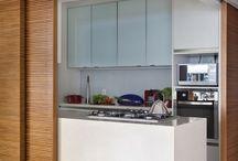 Inspirações   Cozinhas PP / Cozinhas pequenas, small kitchen