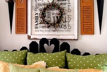 DYI Ideas for theHome / by Christy Peterson