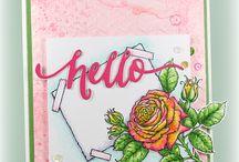 Cards - My Power Poppy creations