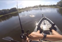 Kayak Fishing / Combining two of our favourite activities into one! Fishing from a kayak is something that everybody should try!