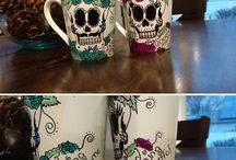 I'm obsessed with skulls! ❤️❤️
