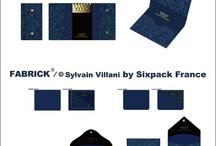 Sixpack France × FABRICKⓇ (Art Work by Sylvian Villani) Special Collaboration Item 2014. / http://blog.raddlounge.com/?p=28691