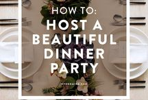 """""""Holiday Social"""" Corporate & Everyday Holiday Party Inspiration"""
