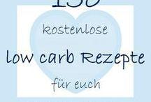 150 Rezepte low Carb