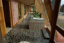 Earthship Ideas / by Michelle