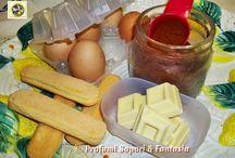 sostituire un alimento nella preparazione dolci