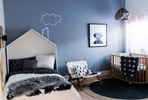 Scandi Dreaming / My digital scrapbook of room ispiration for when I FINALLY get around to building and furnishing my own home, scandi style.