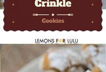 Küchenkram - Cookies, Kekse, Pralinen