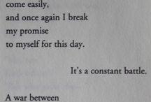 The way I Feel / by Ronda Bowen