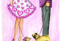 ilustracje Bella Pilar