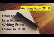 How to Earn Money Writing From Home