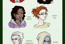 the mortal instruments *-*