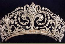 tiaras e coroas