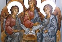 Ангел, троица
