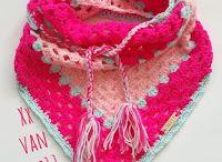 sjaal/omslagdoek