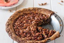 Food / Pecan paleo pie