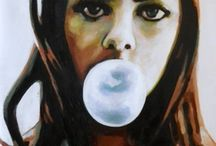 art / by Helen Katherine Schanbacher