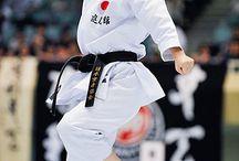 Karate - Kata, forms