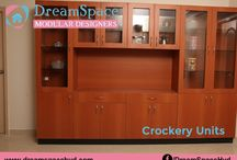 Crockery Units / Considered ideal for displaying the Expensive & Fashionable Crockery items.