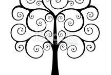 Διακοσμητικά δέντρα