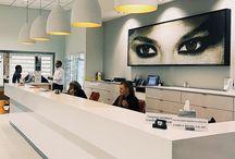 Optometrist office