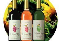 de Betere Wijn / Het is een wijn met een verhaal, een glas goed gevoel... Dat is De Betere Wijn! De Betere Wijn is een betaalbare, biologische, maar ook veganistische wijn en van elke verkochte fles gaat €0,15 cent naar de stichting ILoveBeeing.
