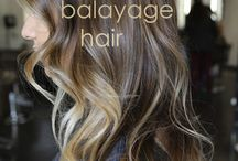 hair color / by Erin Felten