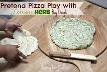 Pizza! Pizza! / by Lisa Merrill Sickler