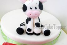 cakes and fondant