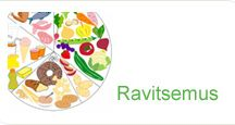 Ravinto / ravintotietoa