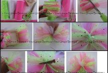 How to make hair bows / by Jenny Stafford