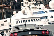 Luxury Cars / Winston Ang