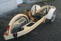 recumbent and cyclecar