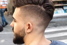 55+ Popular Men's Hairstyles + Haircuts 2016 / These are the latest men's hairstyles and cool new haircuts for men being put out by the best #barbers in the world.  #menshair #menshaircuts #menshairstyles #menshairstyles2016 #coolhaircuts #coolhair #coolhairstyles #hairstylesformen