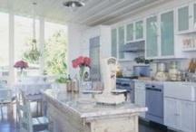 Coastal House Kitchen