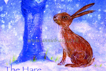 Hares and hearts / my story book of love and wisdom