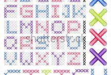 Cross stitch - know how
