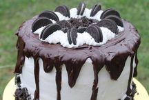 Torták, sütik, édességek