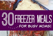 Recipes - Freezer Meals & Crock Pot